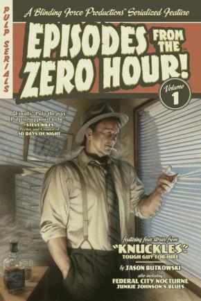 Volume One Cover, original illustration by Douglas Klauba